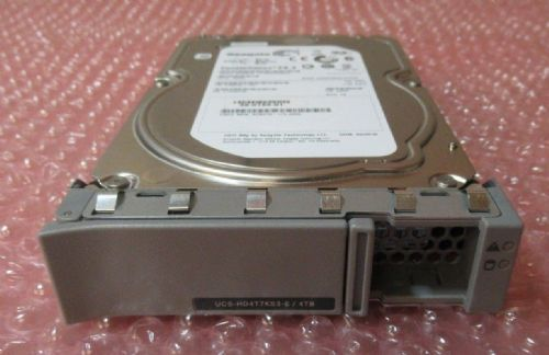 "Cisco UCS-HD4T7KS3-E 4TB SAS 7.2K 3.5"" HDD for UCS UCSC Servers"